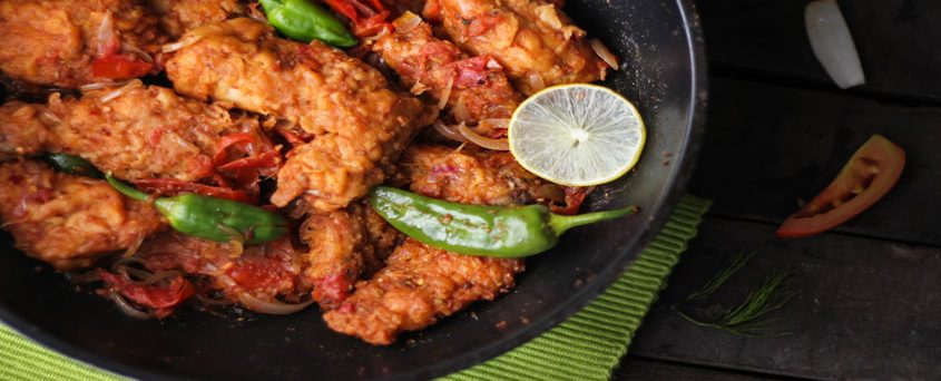 Dhaka chicken