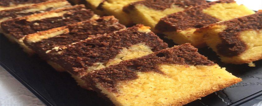 Marbal Cake
