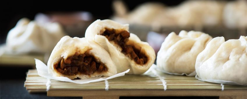 How to Make Steamed Pork Buns - Char Siu Bao