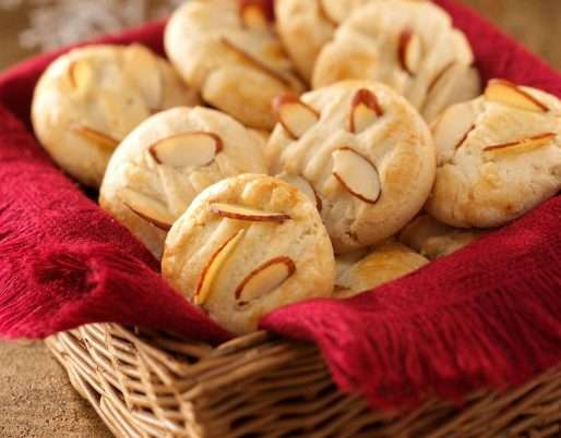 Almond Cookies Chinese