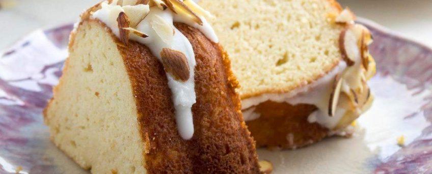 Classic Almond Flour Pound Cake