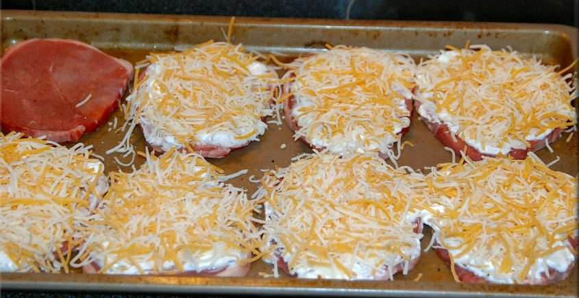 Crispy Cheesy Pork Chops Dinner Fusion