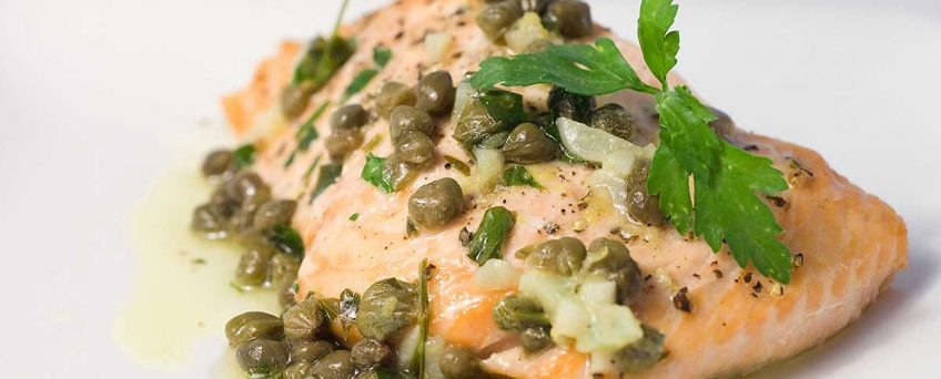Creamy Caper Sauce with Mayonnaise