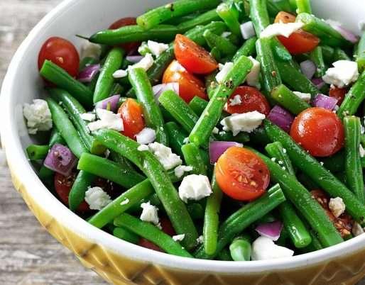 Mexican Green Bean Salad