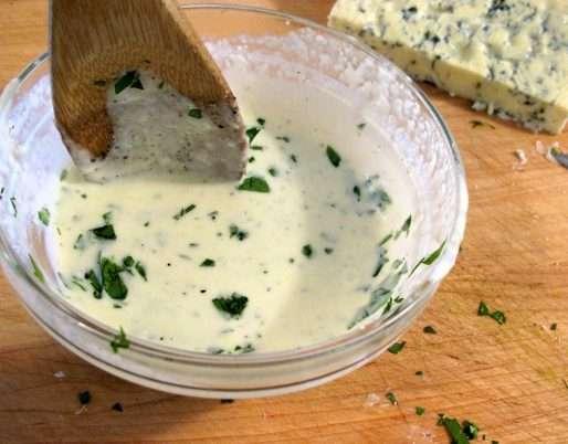 Parmesan Cheese Dressing