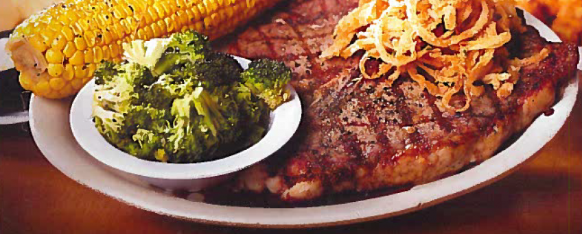 Southwest Sizzlin' Steak